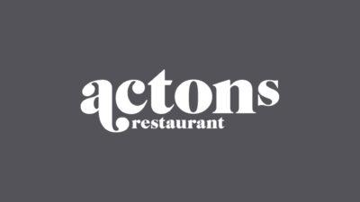 Actons Restaurant