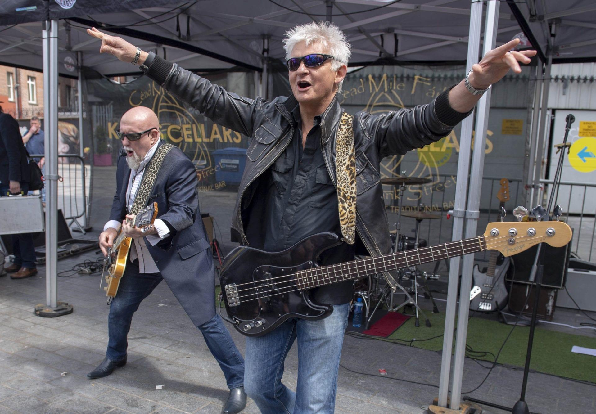 Belfast City Blues Fest launch 60