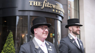 linen quarter fitzwilliam hotel concierges