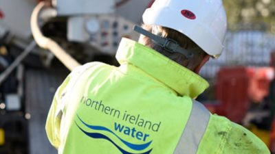 Ormeau Sewerage Improvement Scheme Continues