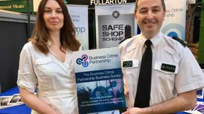 Business Crime Partnership Survey