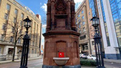 Thomas Thompson Fountain