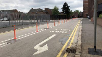 LQ BID Welcomes Cycle Lanes