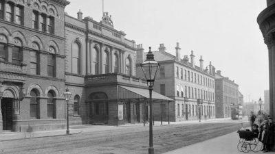 Bedford Street, 1902
