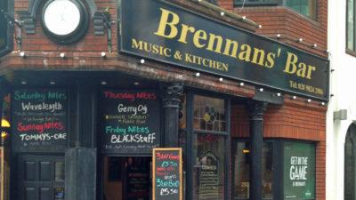 Brennans' Bar
