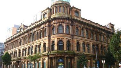 Ewart's buildings