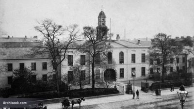White Linen Hall 1888