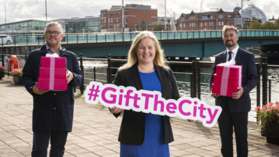 #GiftTheCity Pic 2