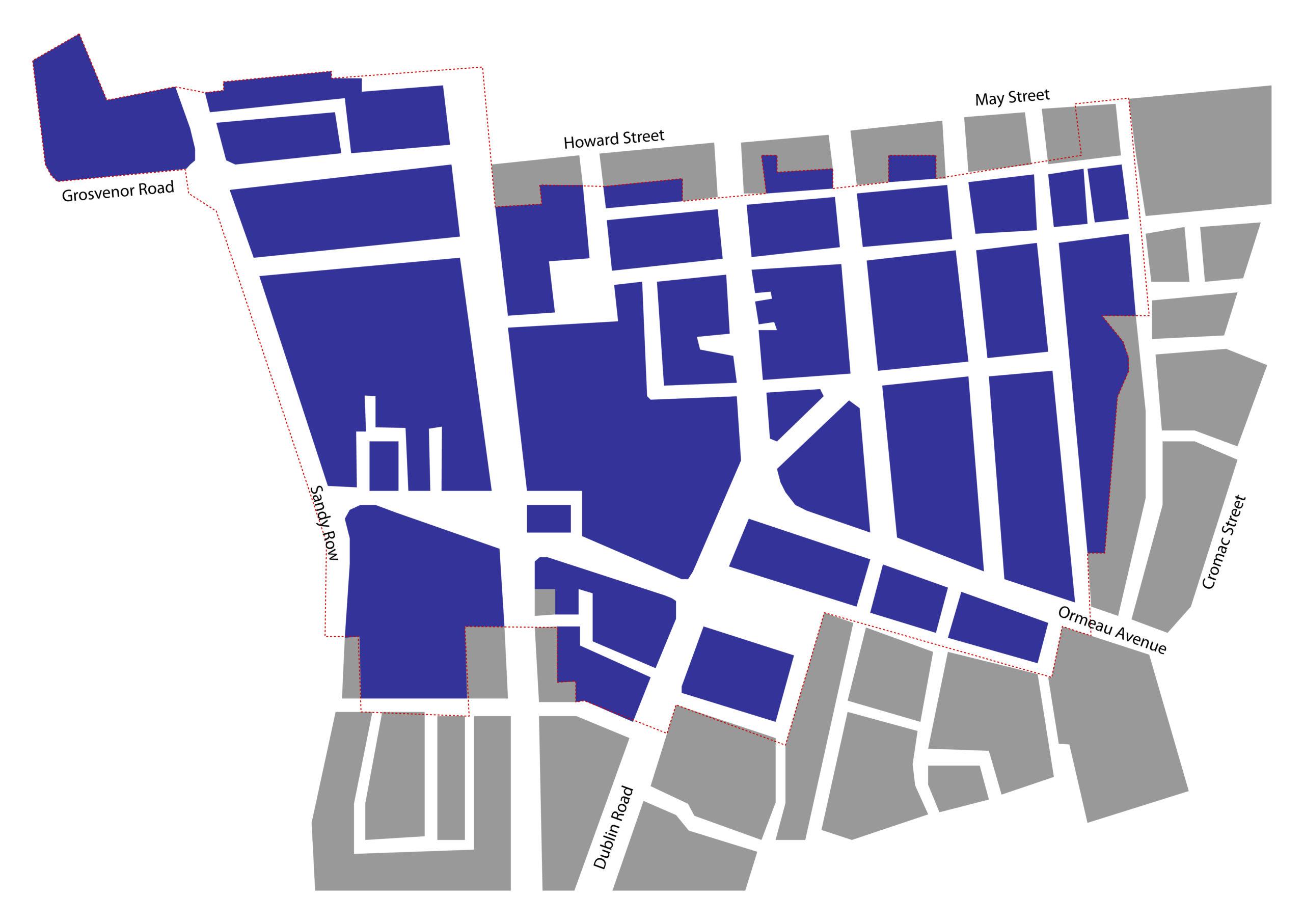 LQ BID boundary map