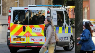 3 women stabbed in Belfast scenes 001