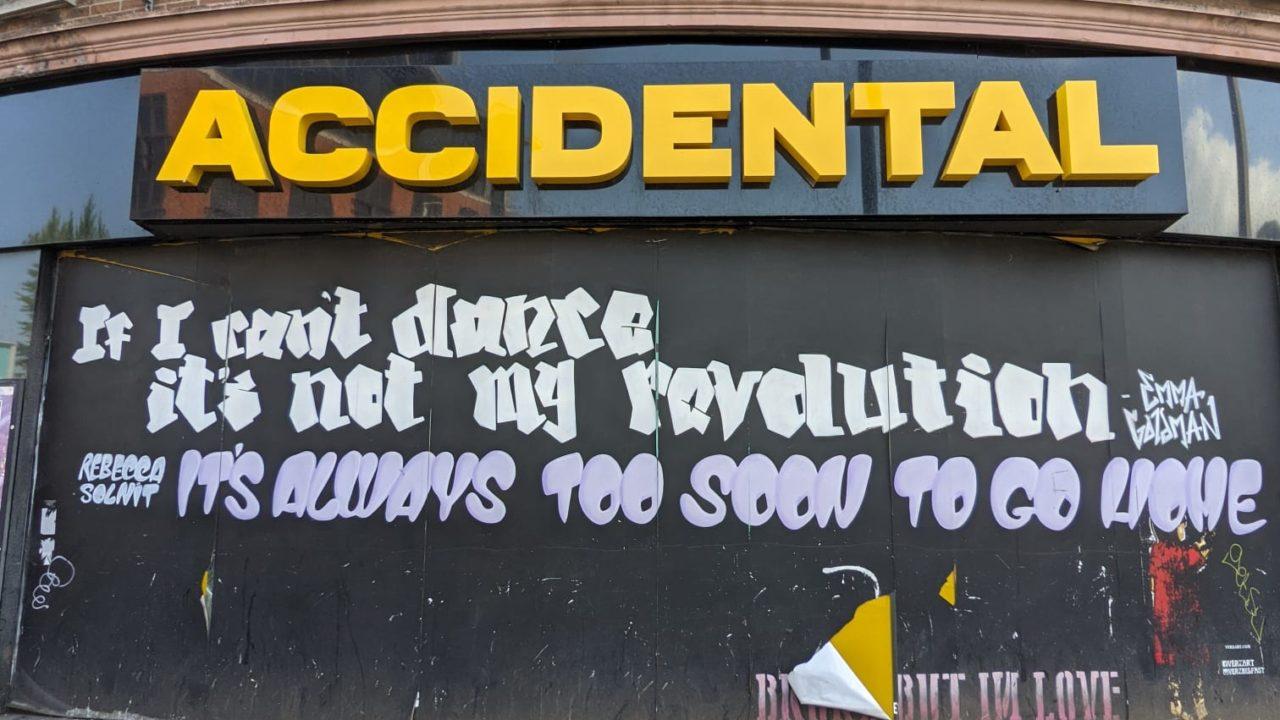 Accidental Theatre Exterior Golden Mile