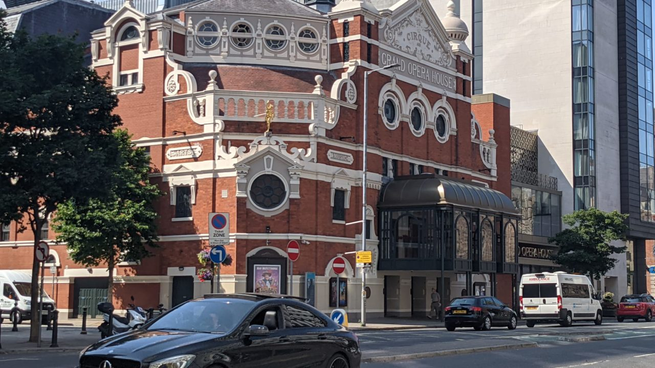 Things to do in Belfast Grand Opera House