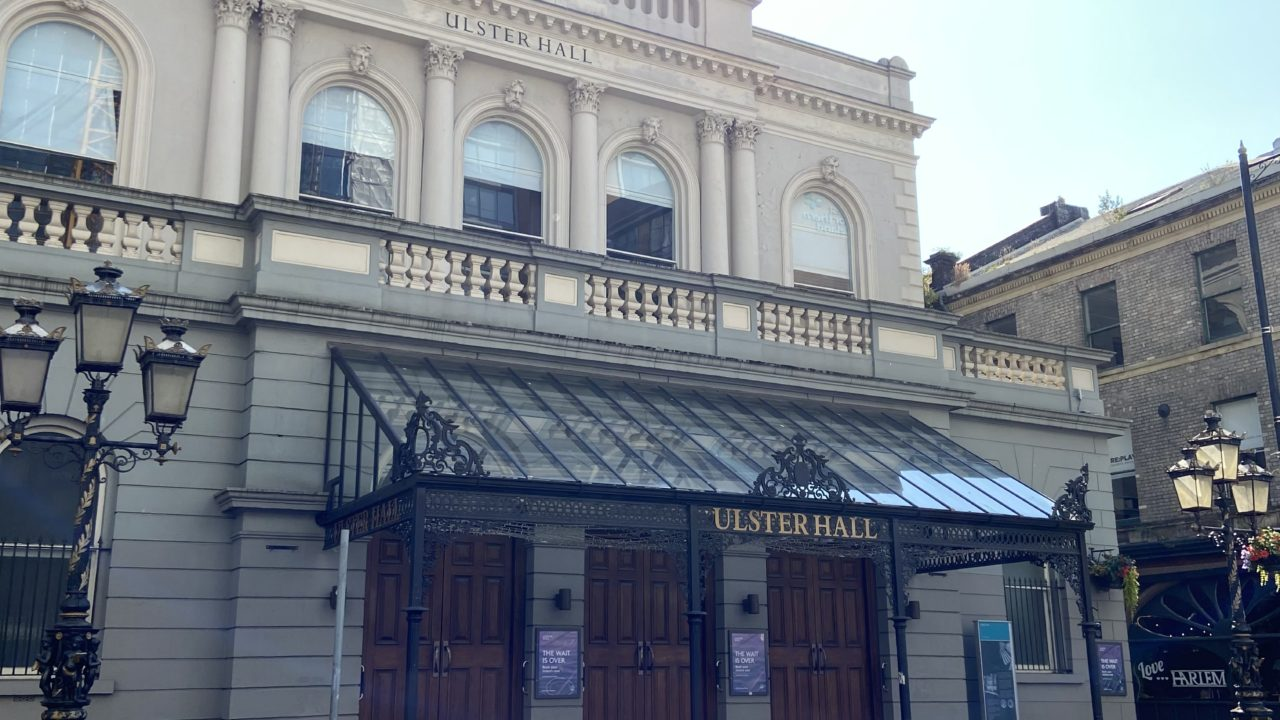 Ulster Hall Exterior