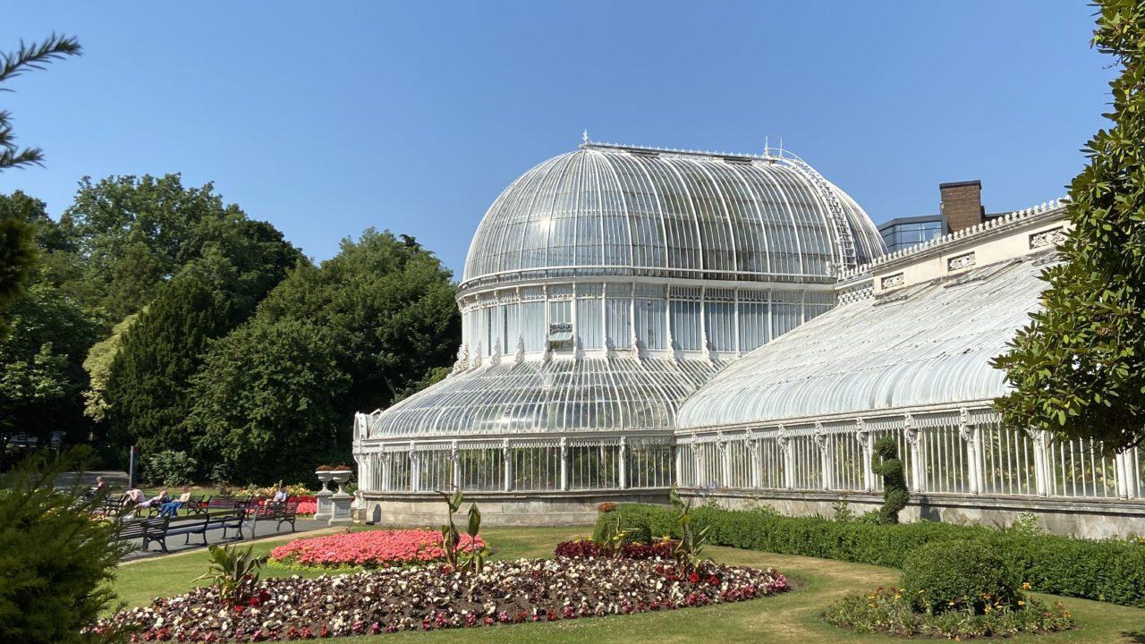 Botanic Gardens Palm House