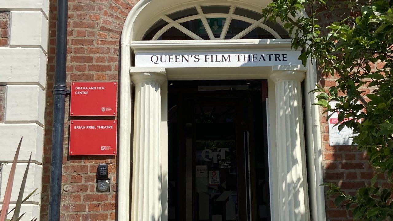 Queen's Film Theatre Exterior