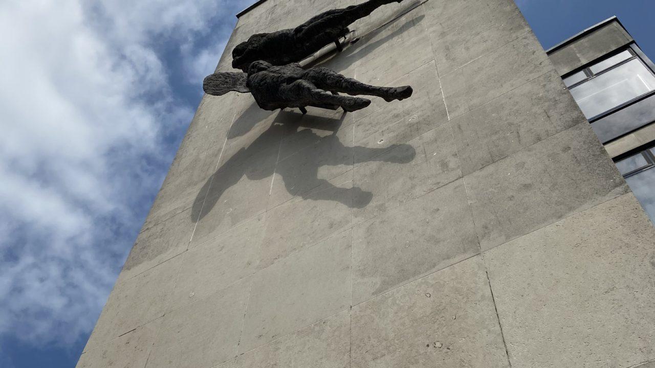Flying Figures