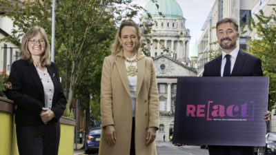 NEW FESTIVAL, RE[act], WILL INSPIRE CHANGE TO TACKLE CLIMATE CRISIS